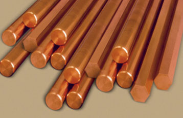 Copper Nickel Cu-Ni 90/10 Round Bars