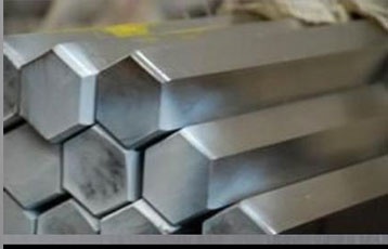 Stainless Steel 321H Hex Bars
